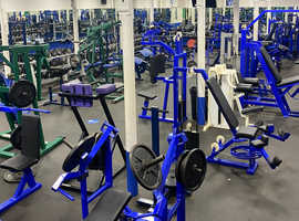 Huge Gym For The Best Price On Market! Fully Equipped, Well-Established And Could Be All Yours!