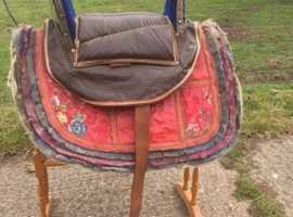 Mongolian Saddle for sale