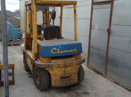 Coventry climax 3.5 ton forklift