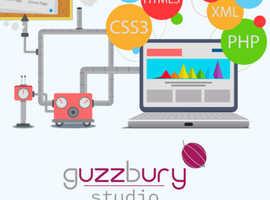 Website Design & Development Service by Guzzbury Studio