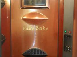 Original Fake Bake Tanning Booth