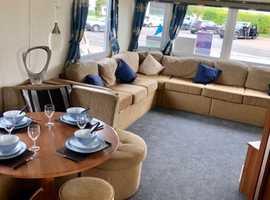 Stunning Static Caravan for Sale at Southerness DG5 4DE Dumfries