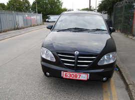 Ssangyong Rodius, 2006 (56) 7 Seat MPV, Manual Diesel, 74,870 miles Dalton Street Car Sales Hull