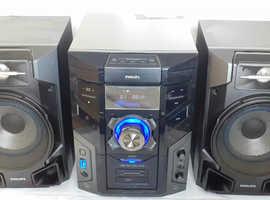 Phillip's HiFi System CD, USB & Radio Excellent condition, Record onto USB