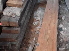 Timber masonry ironmongery