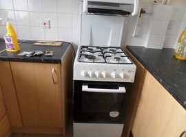 FLAVEL FHLG51W Gas Cooker - OFFERS WELCOME (HOUSE CLEARANCE) - REDUCED