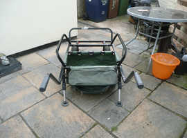 Carp Two. Wheel barrow