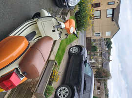 Used 125 Automatic LML Scooter