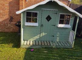 Children's garden cottage