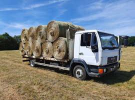 7.5 ton lorry