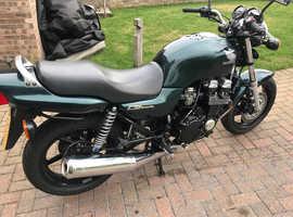 Honda CB FN2