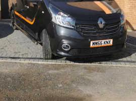 2016 Renault trafic 1.6  swb sport