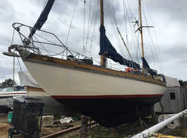 38' J. Laurent Giles Classic Ketch Design  Only £23,000 obo