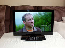 Celcus 19 inch LED TV with Freeview