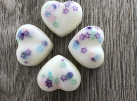 Soy wax melts and products