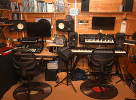 Shanklin Studio Available to hire