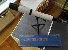 Lumex zoom telescope