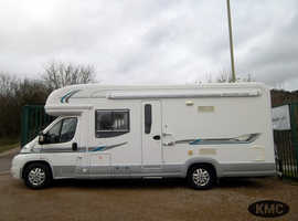 Fiat Autotrail Mohican SE for sale at Kent Motorhomes