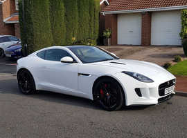 2014 Jaguar F-Type 3.0 V6 S Quickshift