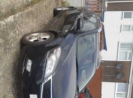 Kia Ceed, 2012 (12) Black Estate, Manual Diesel, 130,000 miles