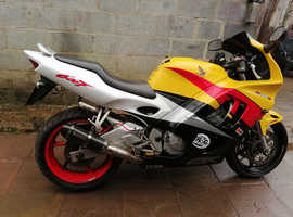 CBR 600cc f