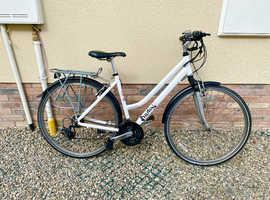 Ladies Shogun Hybrid Bike