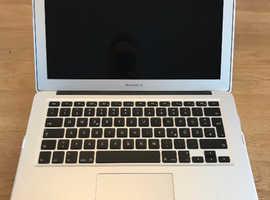 """Apple MacBook Air 8 GB, 13.3"""", 120GB SSD Big Sur excellent condition!"""