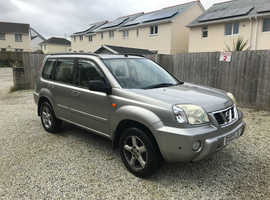 Nissan X-TRAIL, 2003 (03) Grey Estate, Automatic Petrol, 119,696 miles