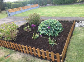 Gardening services  from landscaping, maintenance or power washing