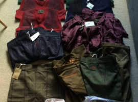 James Purdey Clothing Business For Sale
