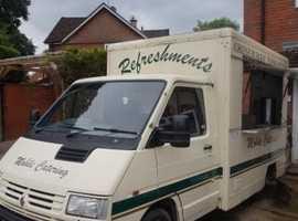 Renault Traffic Catering Van