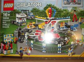 lego fairground mixer brand  new in box