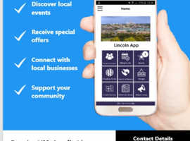 The Lincoln area app