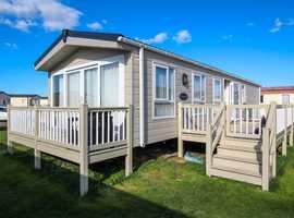 Private static caravan for sale at Alberta, Whitstable. Delta Cambridge 2018