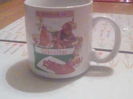 The queens silver jubile soviour mug