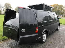 VW T5 Camper Van Conversion Motorhome LWB