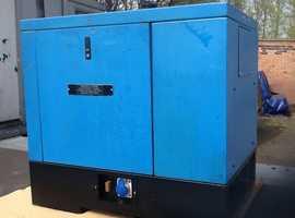 Gen-set diesel generator MCMK 10000 10 kva 1 phase 240v output 1500rpm