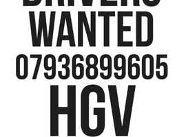 HGV Drivers Wanted (North West)