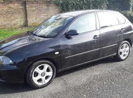 Seat Ibiza 1200cc 5 door new mot 1 owner drives fine
