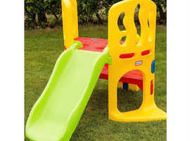Little tykes slide cube
