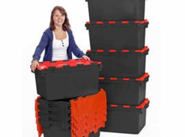 Big heavy duty storage boxes