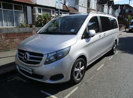 Mercedes-Benz V-Class Day Van