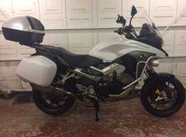 HONDA VFR 800 X-F CROSSRUNNER, 1 OWNER FROM NEW, FSH,  FULL TOURING KIT