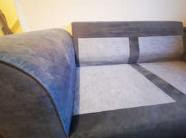 Dfs grey sofa