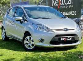 2012 Ford Fiesta 1.6 TDCI ECOnetic 11 Zetec Edition Stunning Diesel 5 Door Fiesta....£0 Road Tax