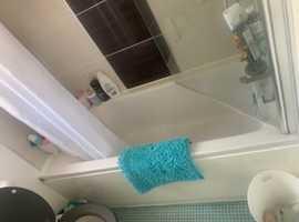 FREE White Bathroom suite excluding toilet (1500mm bath)