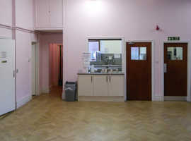 Hall and Kitchen Hire - Church of Scotland, St Andrew's Kirk, Newcastle