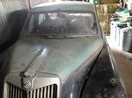 MG MAGNETTE VARITONE 1959 for  Restoration