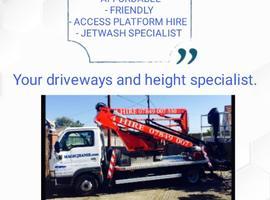 Access platform hire
