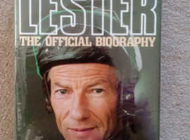 Signed 'LESTER' The official Biography